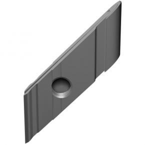 Connector, 45°, 1108-5
