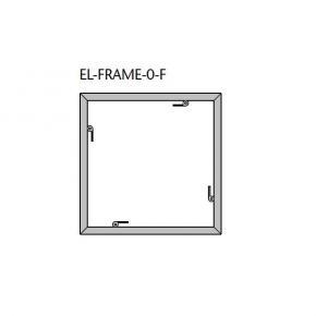 EL-1 Frame, 1000x1000mm - 0-F