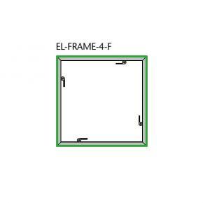 EL-1 Frame, 1000x1000mm - 4-F