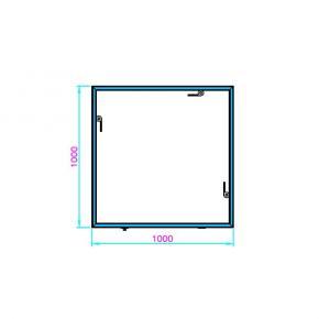 EL-3 Frame 1000x1000mm, bottom frame