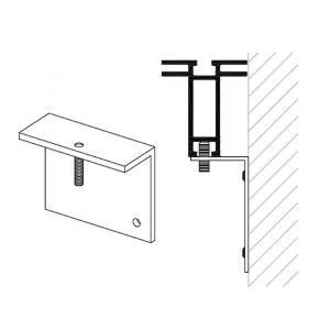 Wall fitting SF-44-4-30x60
