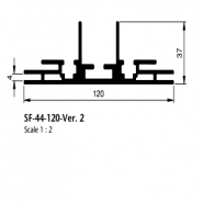 SF-44-120 vers. 2, LED