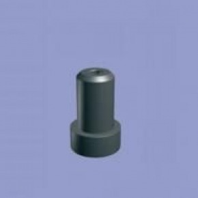 Plugs, with threaded hole