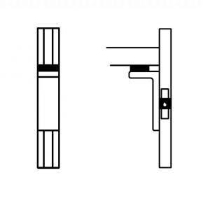 Shelf support HB-1