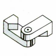 Connector, I20-2S, I25-2S, I30-2S