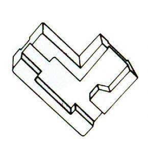 Connector, I50-2A/2