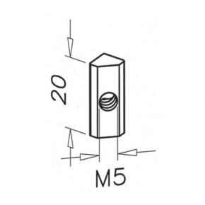 Nuts M-713