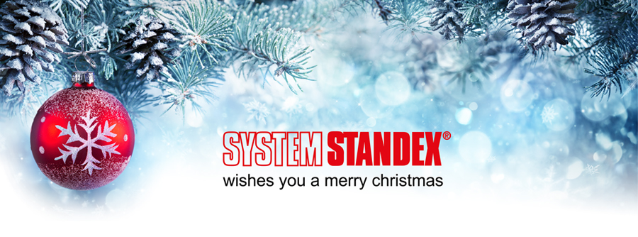 system standex christmas email