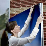 Easylock 1 – system for large format stretched fabric graphics